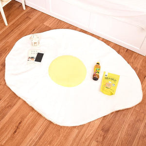 [Normal version] Kawaii Fired Egg Blanket S12836