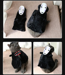 Kawaii No Face Pet Dog/Cat Cape SP14173