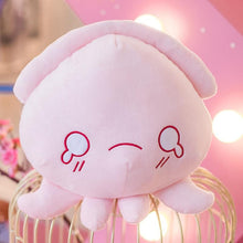 Load image into Gallery viewer, Kawaii Octopus Plush Cushion Doll SP14395