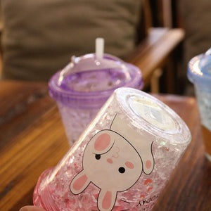 Kawaii Printed Juice Cup SP13798