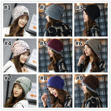 Load image into Gallery viewer, Kawaii Printing Winter Hat SP1710962