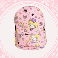 Kawaii Sailor Moon Backpack S12979