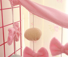 Load image into Gallery viewer, Kawaii Star Bow Decorative Curtain SP13460