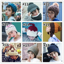 Load image into Gallery viewer, Kawaii Winter Warming Knitted Hat  SP1710825