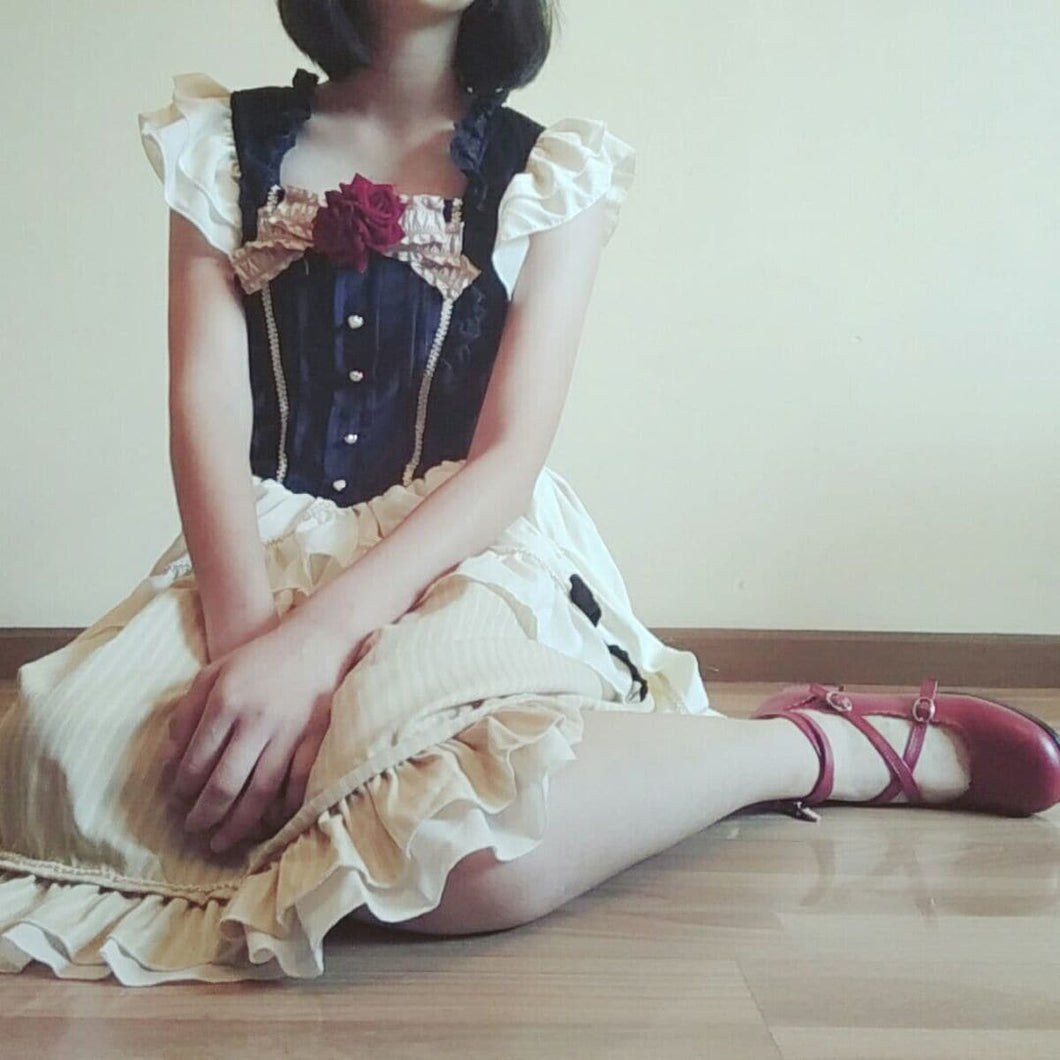 【Infanta】Lolita* Disney Version*Snow White JSK  SP140554