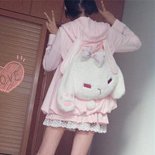 Load image into Gallery viewer, Lolita Kawaii Bunny Bag SP164870