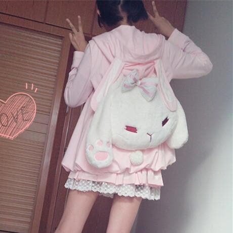 Lolita Kawaii Bunny Bag SP164870