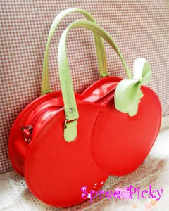 Lolita Lovely Cherry Hand Bag SP140372 - SpreePicky  - 2