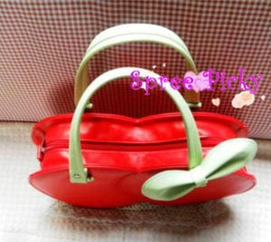 Lolita Lovely Cherry Hand Bag SP140372 - SpreePicky  - 3