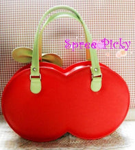 Load image into Gallery viewer, Lolita Lovely Cherry Hand Bag SP140372 - SpreePicky  - 4