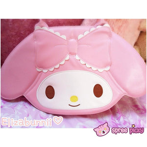 Lolita Lovely My Melody Bunny Hand Bag SP130300 - SpreePicky  - 4
