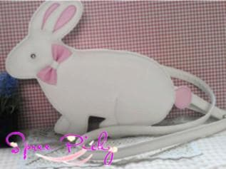 Lolita lovely rabbit bag - SP140458 - SpreePicky  - 1