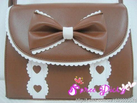 6 Colors Lolita Winter Renovate Bag SP140457 - SpreePicky  - 3
