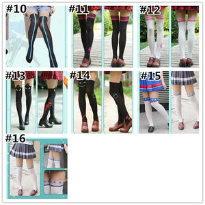 LoveLive Kawaii Printing Tights SP1811821