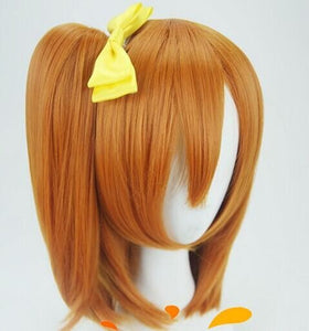 LoveLive! School Idol Project Kousaka Honoka Performance Cosplay Wig With Pony Tail SP141254 - SpreePicky  - 2