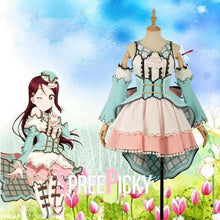 Load image into Gallery viewer, LoveLive!Sunshine!! Riko Sakurauchi White Day Cosplay Costume SP1710258