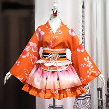 Load image into Gallery viewer, Love Live Kousaka Honoka Cosplay Kimono SP1710617