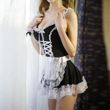 Load image into Gallery viewer, Final Stock! Lovely Lace Maid Lingerie S13166