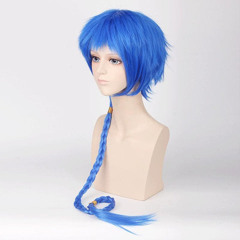 Magi Aladdin Royalblue Cosplay Wig SP167307
