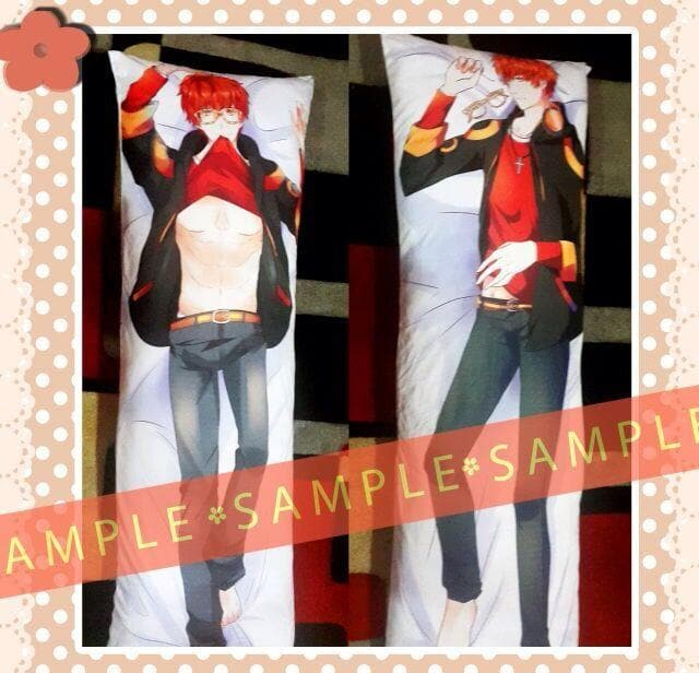 Final Stock! Mystic Messenger 707 Luciel Choi Life-sized Pillow Case Dakimakura SP168259