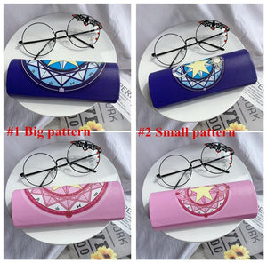 Navy/Pink Cardcaptor Sakura Glasses Case SP14387