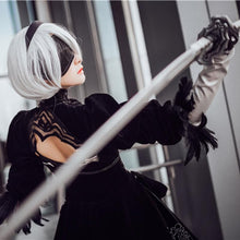 Load image into Gallery viewer, NieR:Automata 2B Cosplay Costume S13146