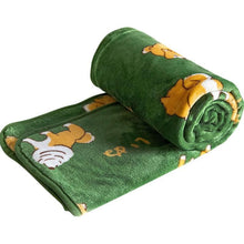 Load image into Gallery viewer, Cute Shiba Inu Fluffy Fleece Blanket SS041