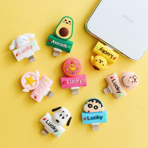 Sakura Magic Earphone Wire Adapter For Iphone SP14568