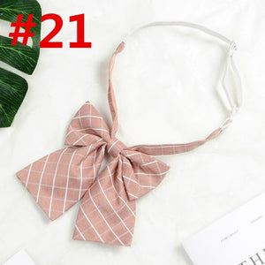 Preppy Style JK Uniform Bowknot SP15470