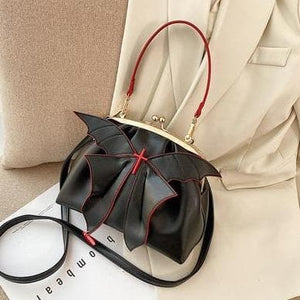 Gothic Anime Lolita Devil Crossbody Bag SP15342