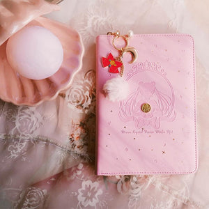 Pink Sailor Moon Lovely Notebook With Gift Pen SP14668