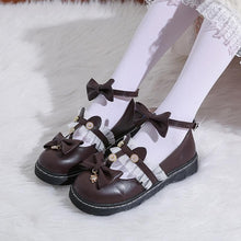 Load image into Gallery viewer, Lolita Vintage Little Leather Shoes SP15156