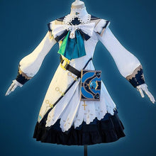 Load image into Gallery viewer, Anime Genshin Impact Barbara Cosplay Costume SS0651