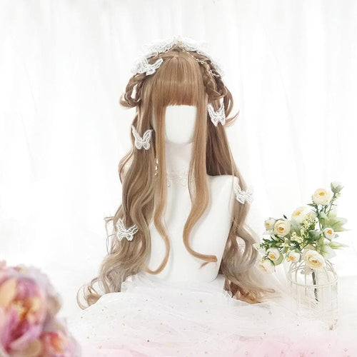 Lolita Highlights Long Roll Wig SP14761