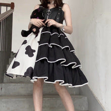 Load image into Gallery viewer, Sweet Spotted Lolita Dress SP15804
