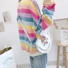 Load image into Gallery viewer, Kawaii Rainbow Pullover Jumper SP14467
