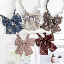 Load image into Gallery viewer, Preppy Style JK Uniform Bowknot SP15470