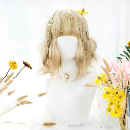 Cute Bobo Head Short Wig SP14890