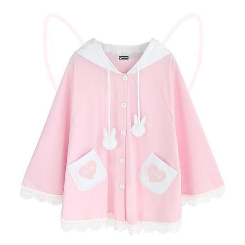 {Reservation} Overwatch D.VA Pink Cape SP1710817