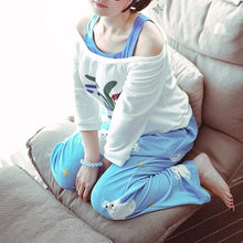 Load image into Gallery viewer, Overwatch Mei Polar Bear Cosplay Pajamas SP13712
