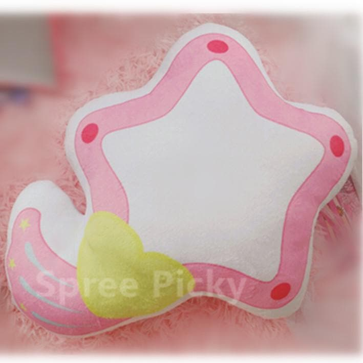 Magical Angel Creamy Mami Inspired Makeup Handbell Plush Pillow SP141362 - SpreePicky  - 1
