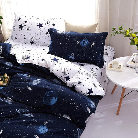 planet zone space bedding sheet sp1711508 - Space Bedding