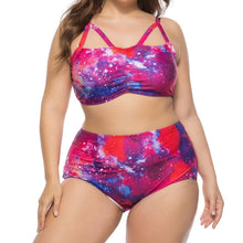 Load image into Gallery viewer, Plus Size Galaxy Swimsuit SP13792
