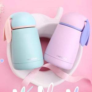 Purple/Mint/Blue Dream Bunny Insulated Bottle SP1710798