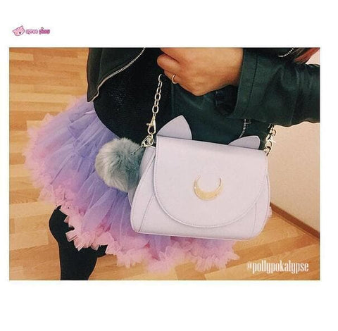 Sailor Moon Diana Purse Shoulder Bag SP152945 - SpreePicky  - 3