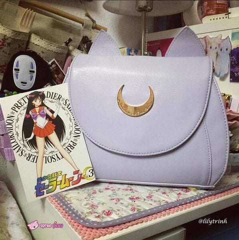 Sailor Moon Diana Purse Shoulder Bag SP152945 - SpreePicky  - 4
