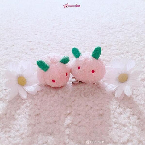 Cute Rabbit Hair Clip SP152862