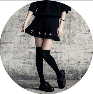 Harajuku Resurrection Love Pant-Skirt SP13899