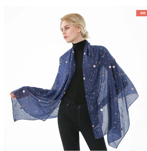 Star Galaxy Lite Scarf SP14652