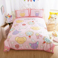 [Reservation]Cardcaptor Sakura Kawaii Bedding Sheet S12926